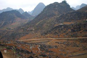 route vers circuit méo vac vietnam