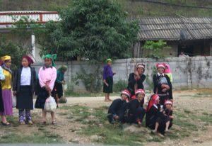 femmes de Yen Minh voyage Ha Giang vietnam