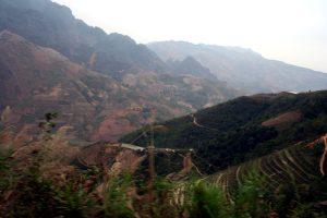 col de Ma Pi Lèng route Ha Giang Méo Vac vietnam