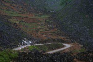 col de Ma Pi Lèng route de Méo vac vietnam