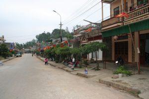 ville de Dong Van