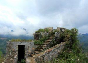 fort Pu Lo à Dong Van
