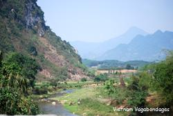 circuit Ha Giang riviere song lo