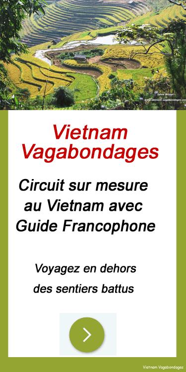 circuit sur mesure au Vietnam avec guide privé et hors des sentiers battus