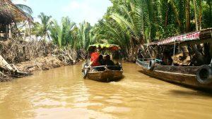 période visite du sud Vietnam