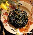Rau Muong Xao Tuong, liserons-saute