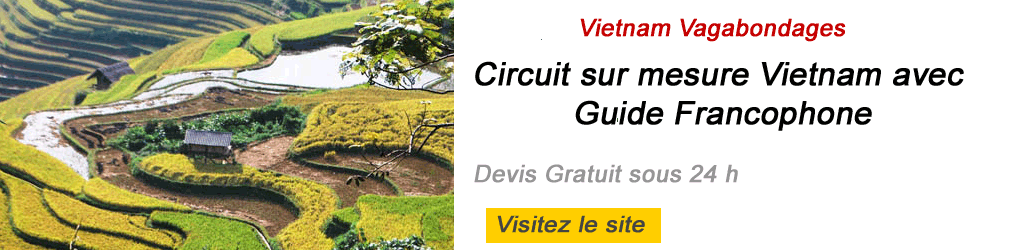 circuit sur mesure au vietnam avec guide privatif